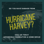 do you have damage from hurricane harvey
