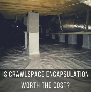 Is crawlspace encapsulation worth it affordable foundation home crawlspace encapsulation cost solutioingenieria Choice Image