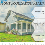 home foundation repairs icon