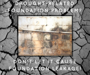 Droughts Can Cause Water Leakage?