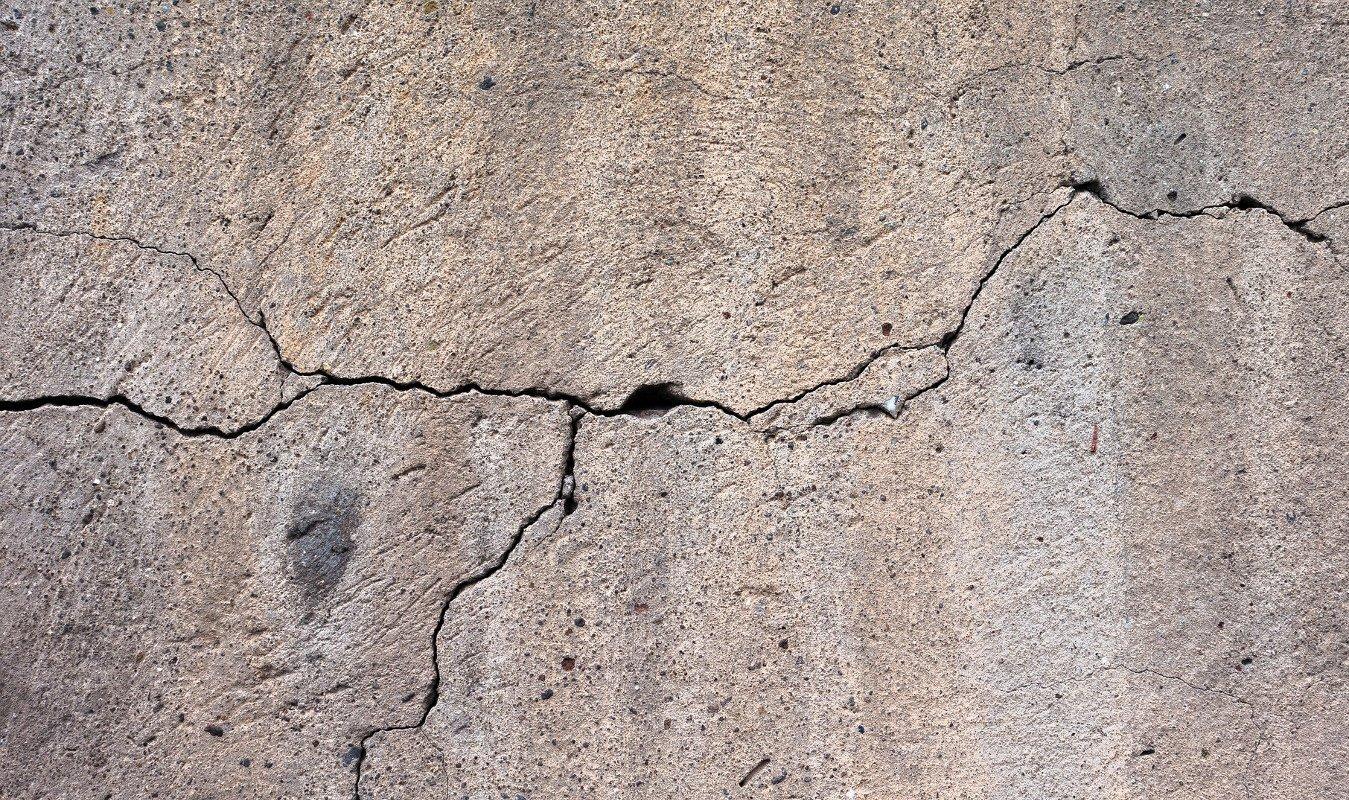 Complete Concrete Repair Before Spring Rains