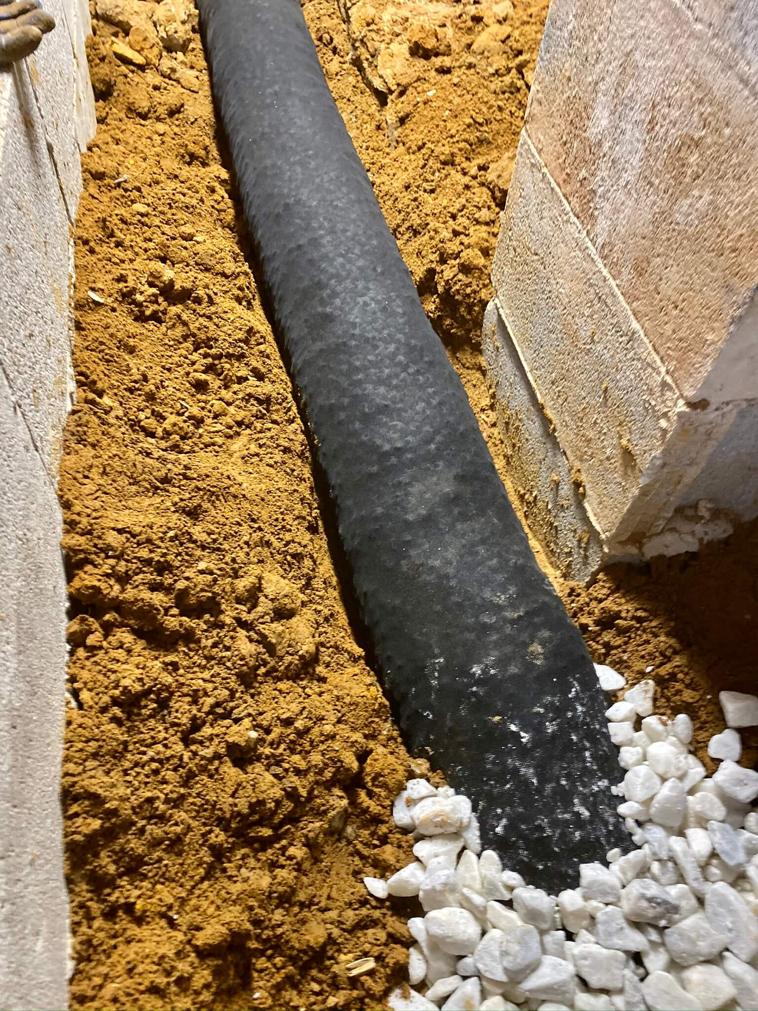EZ Flow Drainage Pipe