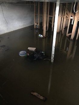 Water in Basement